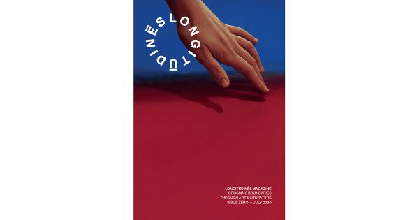 Cover Issue Zero LONGITŪDINĒS